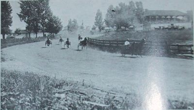 Racing at the Fair 1890's