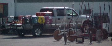 Numbers Truck