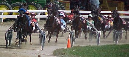 Race 9 Racing Action
