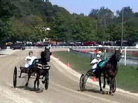 Race 18 Action