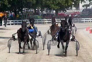 Race 17 Action