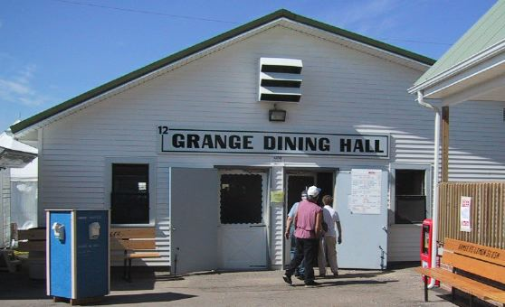 Grange Dining Hall