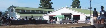 4-H Horse Barns